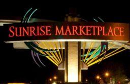 Sunrise Marketplace in Citrus Heights. // Image credit: Sunrise MarketPlace