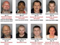 Citrus Heights police released a new most-wanted list for 2018 on Wednesday. // Courtesy, CHPD