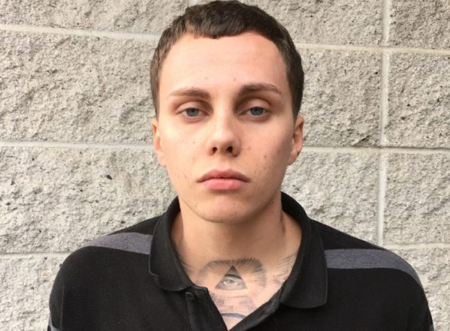 Suspect, Dakota Mack. // Courtesy Citrus Heights PD