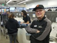 Michael Holbrook helped found Laundry Love Citrus Heights, a ministry serving the poor and homeless, in 2016.