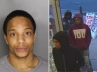 Suspect Kimani Randolph is one of three suspects believed to have robbed a Citrus Heights Rite Aid on Nov. 27, 2017. // Images courtesy, CHPD