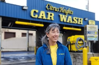 Kimberly Berg, Citrus Heights Car Wash