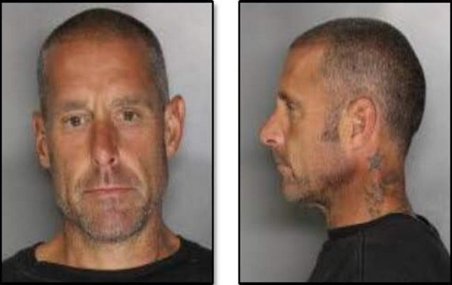 Steven William Zahourek, 54, is being sought by Citrus Heights police in connection with a bank robbery in 2016. // Image courtesy, CHPD