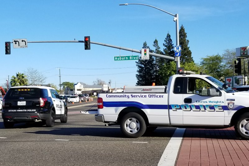 fatal collision, citrus heights
