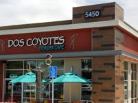 Dos Coyotes in Citrus Heights is now open at 5450 Sunrise Blvd. // CH Sentinel