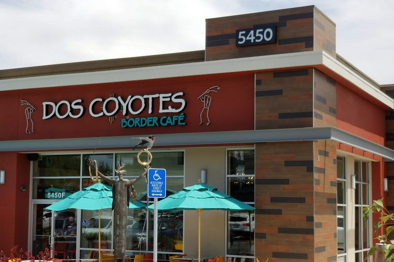 Dos Coyotes Citrus Heights