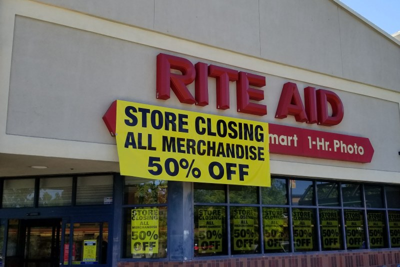 c0f42340cc Rite Aid store in Citrus Heights to close by July 1st - Citrus ...