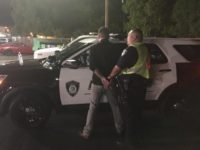 Citrus heights police posted a photo of an arrest, following a DUI Checkpoint held on June 8. // CH Sentinel