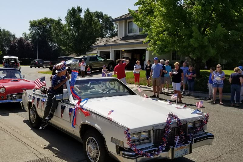 Citrus Heights, 4th of July