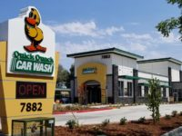 A new Quick Quack Car Wash opened for business in Citrus Heights on July 16 and will feature grand opening specials beginning Aug. 1, 2018. // CH Sentinel