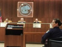 Citrus Heights City Council members discuss a proposed Rental Housing Inspection Unit on Aug. 9, 2018. // CH Sentinel
