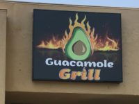 Guacamole Grill opened in July in the Grand Oaks Shopping Plaza on Auburn Boulevard. // Stacey Hanks