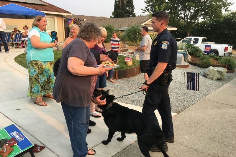 National Night Out, Stacey Hanks, Citrus Heights