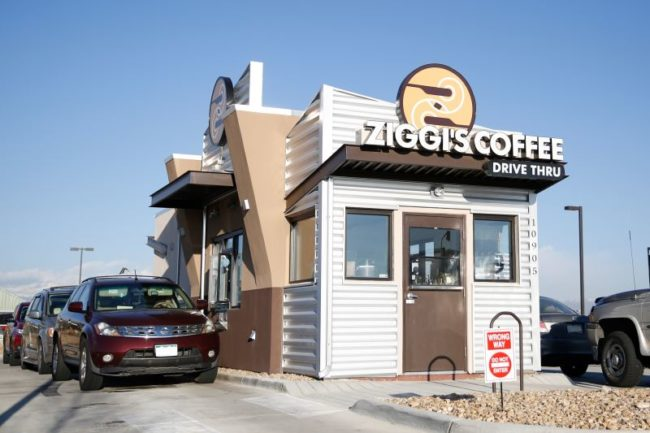 Ziggi's, shown here in Firestone, Colorado, is planning to expand its brand to Citrus Heights. // Image Courtesy, Ziggi's Coffee