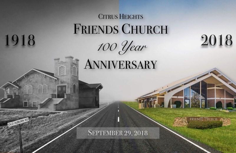Friends Church, Citrus Heights