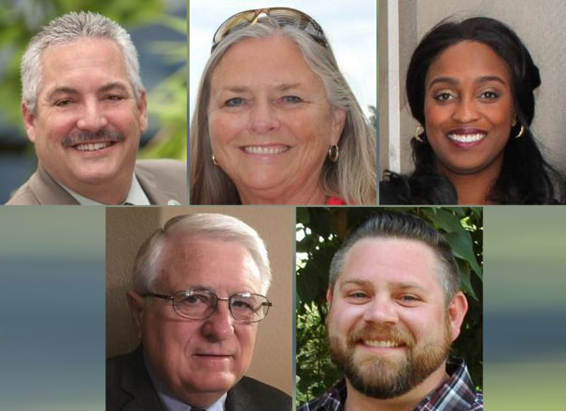 Citrus Heights City Council Candidates, election 2018
