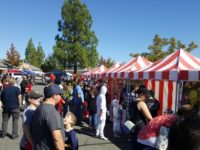 Organizers said more than 2,000 people attended this year's Spooktacular event in Citrus Heights. // Image credit: CHPD