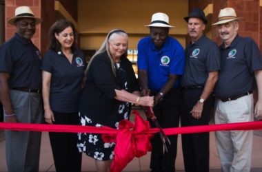 City Hall ribbon cutting, Citrus Heights
