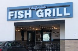 California Fish Grill's location at 2100 Arden Way opening in November 2018. The company plans to open another restaurant in Citrus Heights in 2019. // CH Sentinel