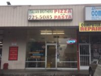 Italian Brothers Pizza and Pasta is located at 7664 Greenback Ln., in Citrus Heights. // Image credit: Doreen Brown