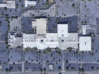 A satellite view from Google Maps shows Sunrise Mall in Citrus Heights. // Image credit: Google Maps