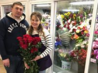Igor and Elena Lapatski are the owners of Awesome Blossom Flowers & Gifts in Citrus Heights. // CH Sentinel