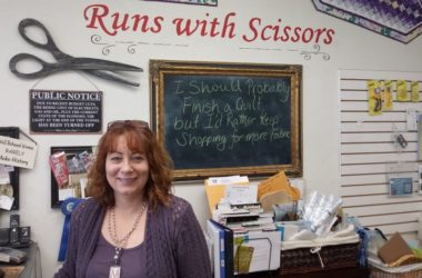 Runs with Scissors, Marie Duncan, Citrus Heights