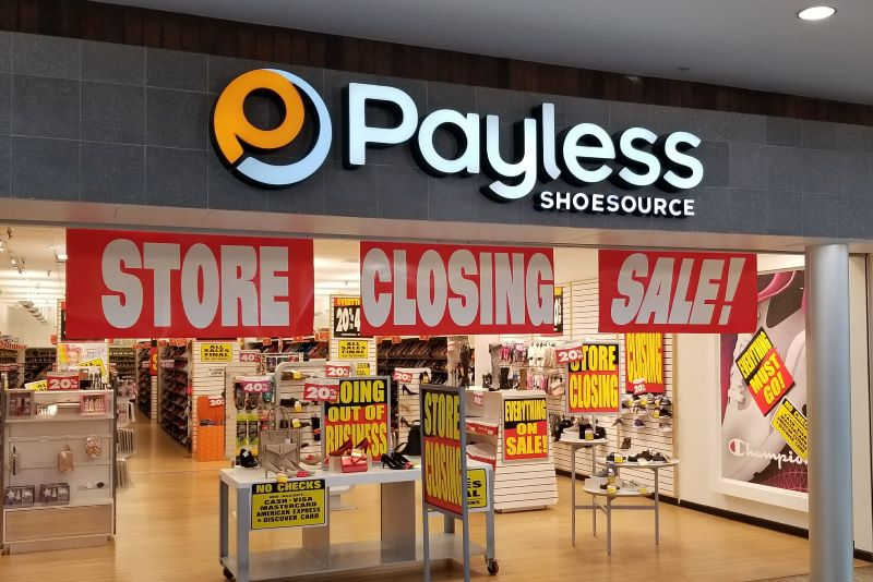 00ac5a4ecf5 The Citrus Heights Payless ShoeSource store in Sunrise Mall will be closing  amid the company s bankruptcy.    CH Sentinel