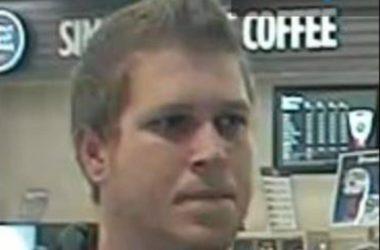 suspect, gas station