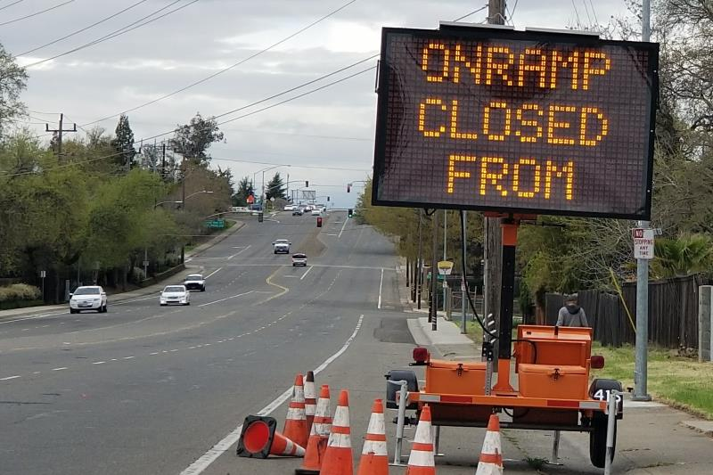 Onramp closures