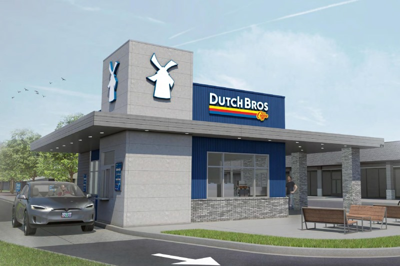 Dutch Bros Plans New Coffee Drive-thru In Citrus Heights