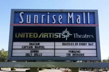 Sunrise Mall, theater