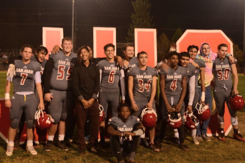 San Juan High School Spartans