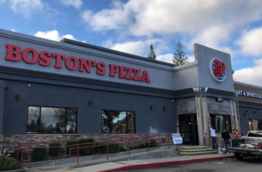 Bostons Pizza