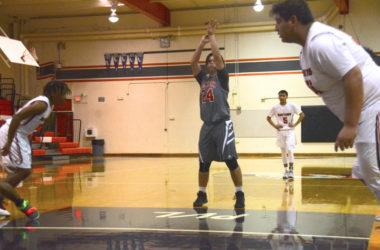 San Juan High School basketball