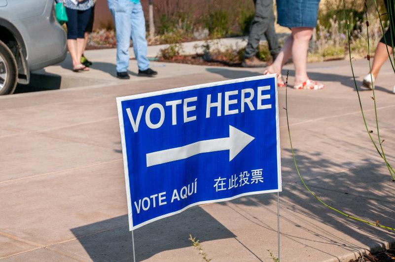 Vote Center CItrus Heights